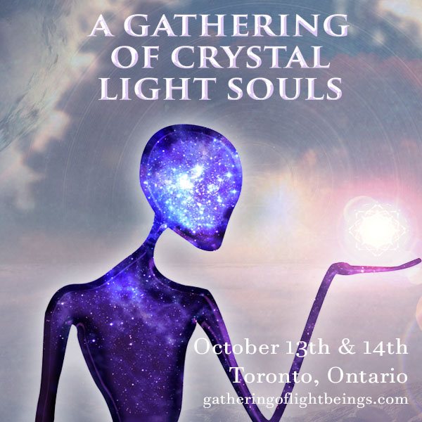 Gathering of Crystal Light Souls Infinite Conference of Light