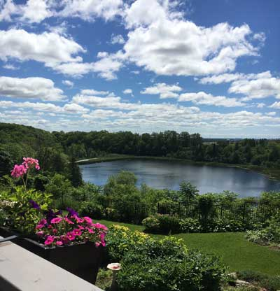 Oakview Terrace Lake